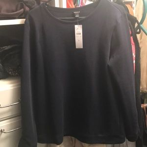 New with tags Ann Taylor sweatshirt!